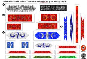 BFL2403 Feudal: Arab-Islamic Caliphates - The Marinid and Zayyanid Dynasties (1235 - 1556)